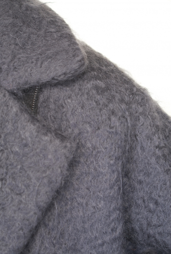 Куртка на шерстипоне со стропой