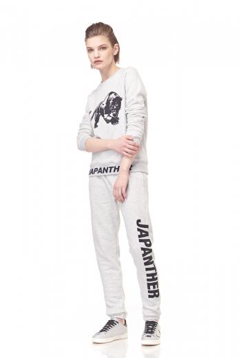 Спортивные брюки с надписью